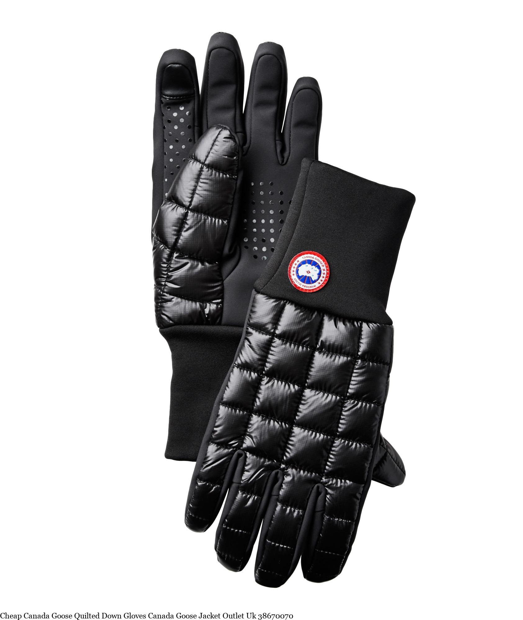 5fa726f8b Cheap Canada Goose Quilted Down Gloves Canada Goose Jacket Outlet Uk  38670070