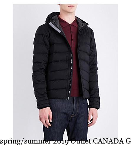 4906ba01d2d spring/summer 2019 Outlet CANADA GOOSE Brookvale quilted shell-down jacket  Canada Goose Discount Uk 5895670